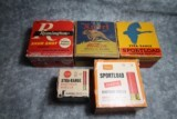 Vintage Shotgun Shell Boxes (See Description