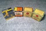 Lot 20 Gauge Boxes Shotshells - Remington Nitro Express, Remington Kleanbore Shur Shot, Charles Daly, Hiawatha