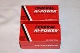Federal High Power 2 Full Bricks