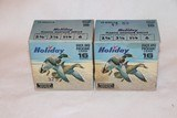 Holiday 16 Ga. Mallards/Pheasants - 2 Full Correct Boxes - 1 of 5