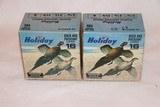 Holiday 16 Ga. Mallards/Pheasants - 2 Full Correct Boxes - 3 of 5