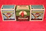 Federal Monark 12 Ga. Shotshells - Lot of 3 Boxes - 1 of 4