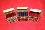 Federal Monark 12 Ga. Shotshells - Lot of 3 Boxes - 4 of 4