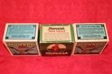 Federal Monark 12 Ga. Shotshells - Lot of 3 Boxes - 2 of 4