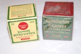 Remington .410 Kleanbore and Remington Express Extra LR Skeet Load