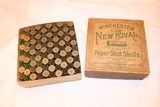 Winchester Early New Rival Box 10 Gauge Paper Shotshells 1901 - 2 of 7