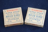 Winchester Super Speed .410 Rifled Slugs in Box