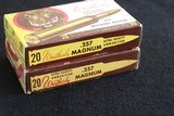Weatherby Ultra-Velocity .257 Weatherby Magnum Soft Point - 2 Full Boxes (Bear & Tiger Box) - 5 of 6