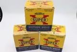 Western Super-X Shotgun Shells 12 Ga. - 3 Full Boxes - 1 of 3