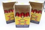 Western Super-X Shotgun Shells 12 Ga. - 3 Full Boxes - 2 of 3