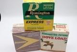 Remington, Remington-Peters and Rem-Mohawk Shotguns Shell Lot - 12 Ga.