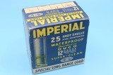 Imperial CIL Special Long Range 12 Ga. Full Correct Box