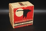wards red head 2 pc box 21 correct rds