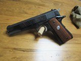 Colt MK1V series 70 Goverment Model .38 super