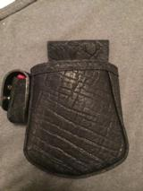 AL Ange Black Elephant pouch & Misc.