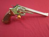 Smith and Wesson 29-2 .44 Magnum Nickel