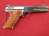 Colt Match Target .22LR Pistol