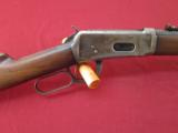 Winchester 94 Chambered in .32 W.S. Manufactured in 1921