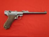 "Artillery Luger Pistol ""Good Shape"" comes with Remanufactured Stock & Holster"