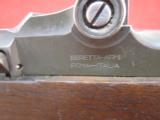 "Beretta M1 Garand .30-06 Very Rare ""Roma-Italia Armi"" Dutch Proof Marks - 13 of 15"