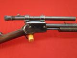 Winchester 1890 Pump .22 LR Weaver Scope- Manufactured in 1909