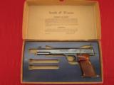 "Smith and Wesson Model 46 .22 LR ""Very Rare""-""Like New in Box"""