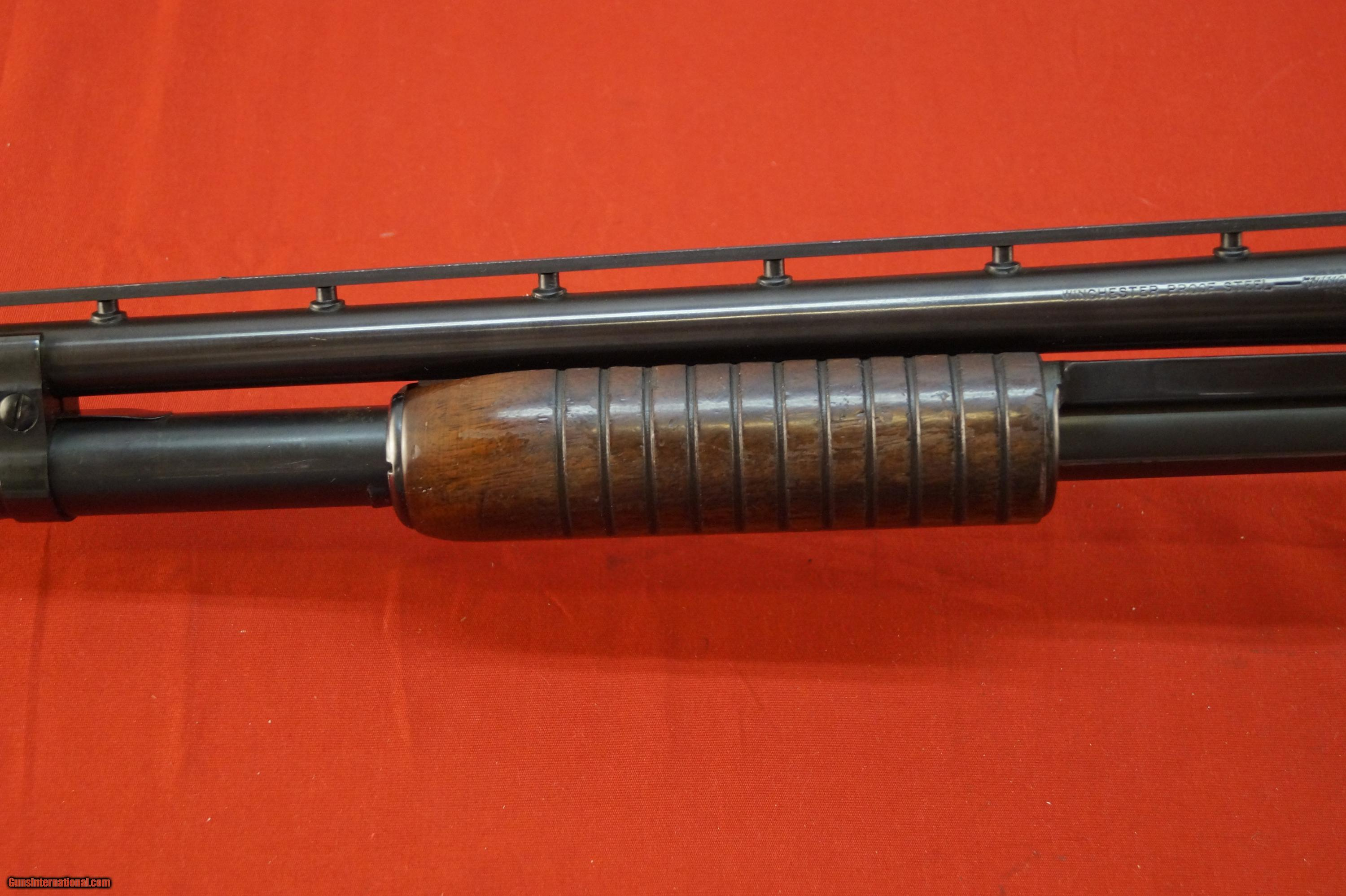Types Of Email Accounts >> Winchester Model 12 28 Gauge with Lyman Brake