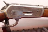 Antique Winchester 1886 Made in 1891 38-56 Caliber - 17 of 25