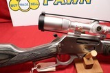Marlin Model 1895GS 45/70 Govt stainless steel and JM stamped - 12 of 14