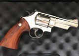 Smith and Wesson 29-2 (nickel, 4 inch)