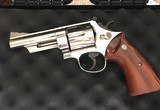 Smith and Wesson 29-2 (nickel, 4 inch) - 2 of 5