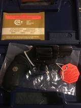 Colt Detective Special (2 in., blue, orig. box, unfired) - 2 of 6