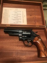 Smith and Wesson 57-1 (4 inch, Presentation grips)