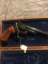 Smith and wesson 25-2 (6.5 in, pres. case)