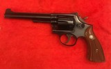 Smith and Wesson 16-3 (target, super rare!)