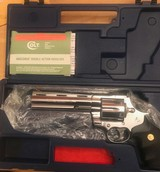 Colt Anaconda (6in, box, papers)