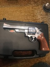 Smith and Wesson 629-2 (6inch, targets)