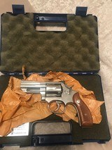 Smith and Wesson 66-4 (3 inch, orig. box)