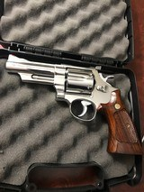 Smith and Wesson 629 (P and R, 4 inch)