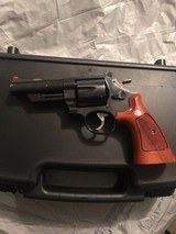 Smith and Wesson 25-5 (4 inch, full target)