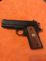 Colt Officer's ACP Series 80 MK IV (matte, orig. box)