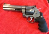 Smith and Wesson 629-3 (5 inch, stainless, classic)