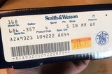 Smith and Wesson 686-2 (4 in, original box) - 7 of 9