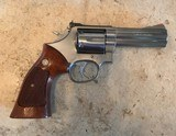 Smith and Wesson 686-2 (4 in, original box) - 2 of 9