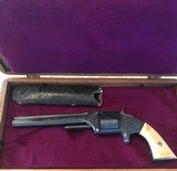 Smith and Wesson Model 2 (Nimtzke engraved, 6 inch, ivory handles) - 2 of 14
