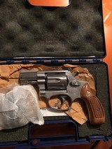 Smith and Wesson 63-3 ( 1 7/8ths, 22LR, original box and papers) - 1 of 7