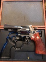 Smith and Wesson 29-2 (4 inch p and r, box, tools) - 2 of 7