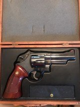 Smith and Wesson 29-2 (4 inch p and r, box, tools) - 1 of 7