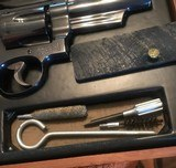 Smith and Wesson 29-2 (4 inch p and r, box, tools) - 7 of 7