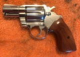 Colt Detective Special (Nickel, wood grips) - 2 of 6